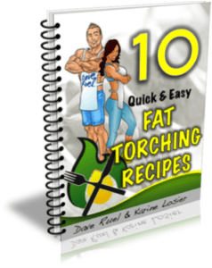 10 Quick & Easy Fat Torching Metabolic Cooking Recipes