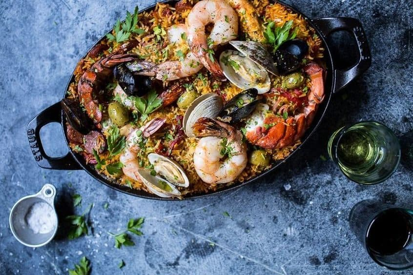 Metabolic Cooking - Seafood