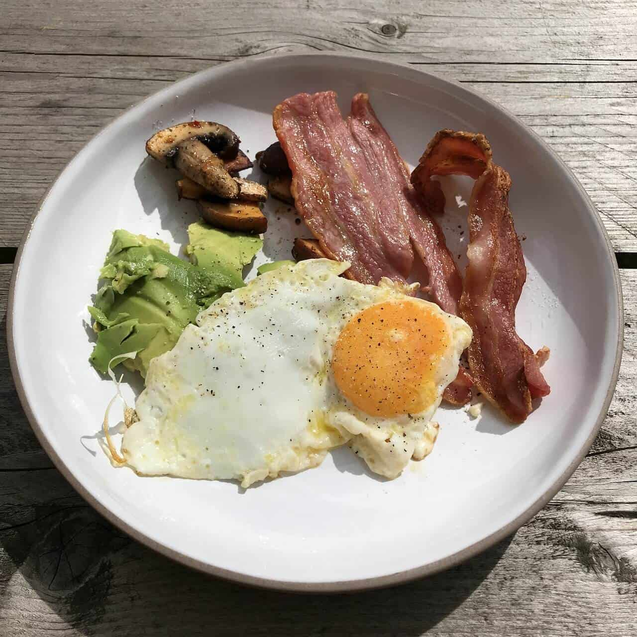 Keto-friendly food