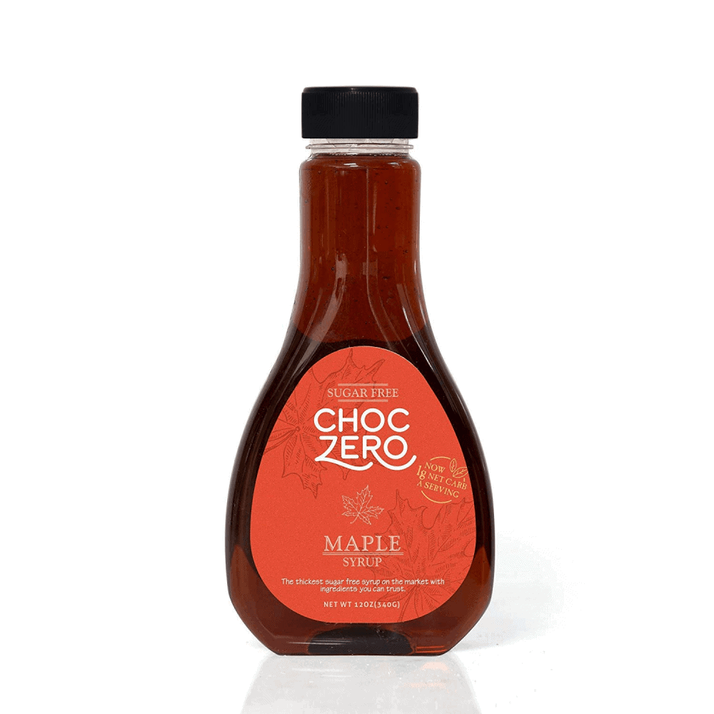 ChocZero's Maple Syrup Sugar-free