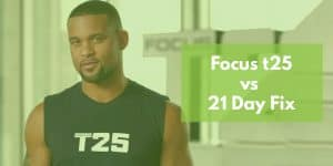 t25 vs 21 Day Fix